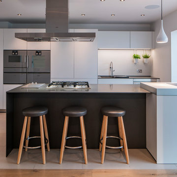 Contemporary Kitchen - Surrey Residence
