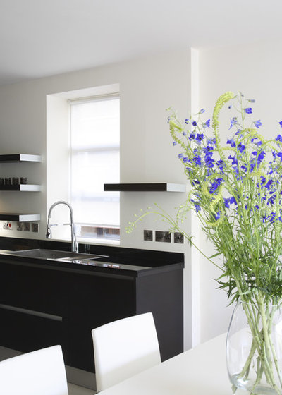 Contemporary Kitchen by Susan Fisher Photography