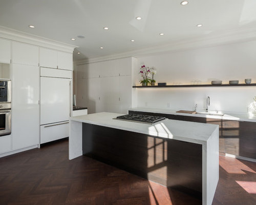 White High Gloss Countertops Home Design Ideas, Pictures, Remodel and Decor