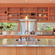 Contemporary Kitchen by Syndicate Smith LLC