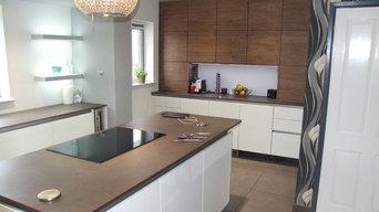 Contemporary Kitchen Taunton