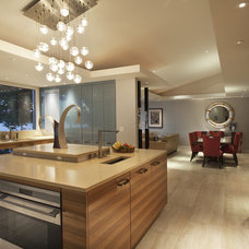 Contemporary Kitchen by The Collection on 5
