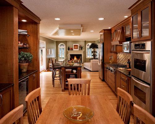 Bridgeport Kitchen Design Ideas Renovations Photos With A Double Bowl