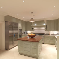 Contemporary Kitchen by Tim Wood Limited