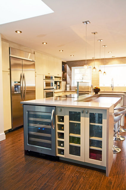 Image Result For Kitchen Island Wine Refrigerator