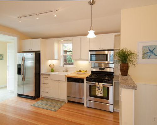 Apartment Size Kitchen | Houzz