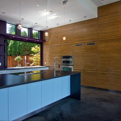 contemporary kitchen by Wilson & Company Ltd