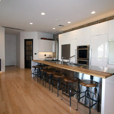 Contemporary Kitchen by Classic Cupboards, Inc