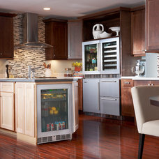 Contemporary Kitchen by Perlick