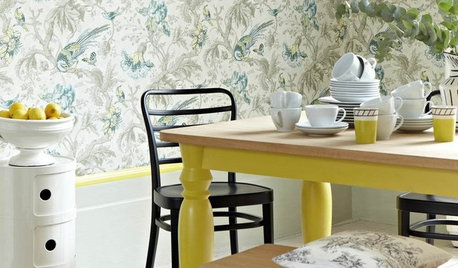 7 Ways to Paint Your Dining Table