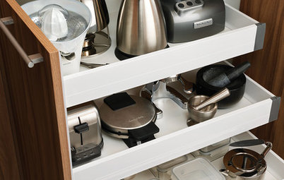 How to Downsize the Contents of Your Kitchen Cabinets