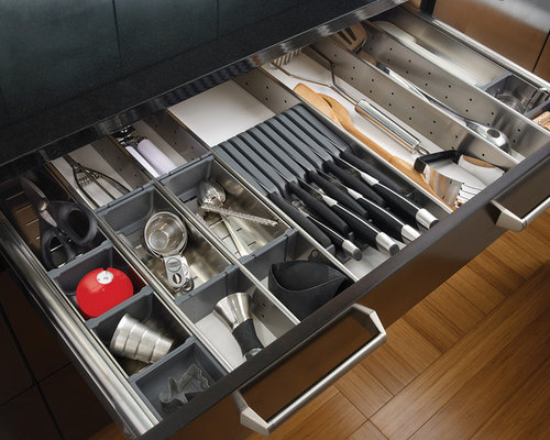 Deep Drawer Organizer | Houzz