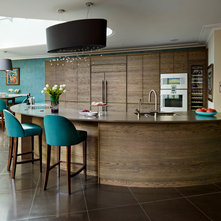 Contemporary Kitchen by Woodstock Furniture
