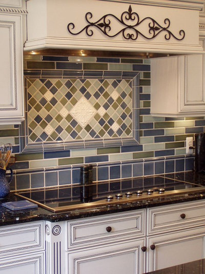 Kitchen Design A Picture Frame For Your Backsplash