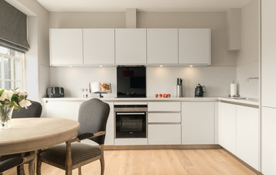 Kitchen Planning: Is a Handleless Kitchen the Right Choice For You?
