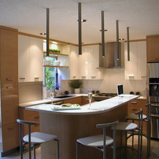 Modern Kitchen by Ceanesse Kitchens Ltd.