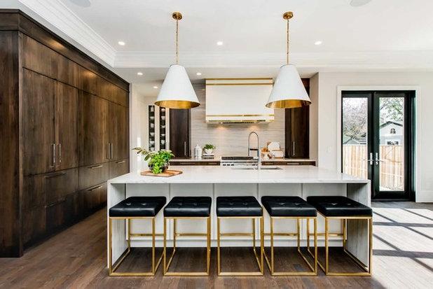 Contemporary Kitchen by Redl Kitchen Studio