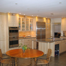 Contemporary Kitchen Cabinets by StyleCraft Cabinets