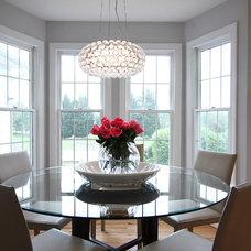 Modern Kitchen by NVS Remodeling & Design