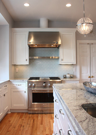 Traditional Kitchen By Nvs Kitchen And Bath