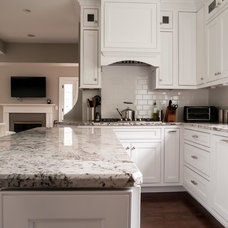 Traditional Kitchen by Hyland Homes