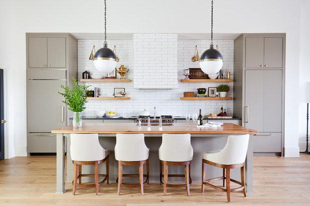 Contemporaneo Cucina by Robinson Home