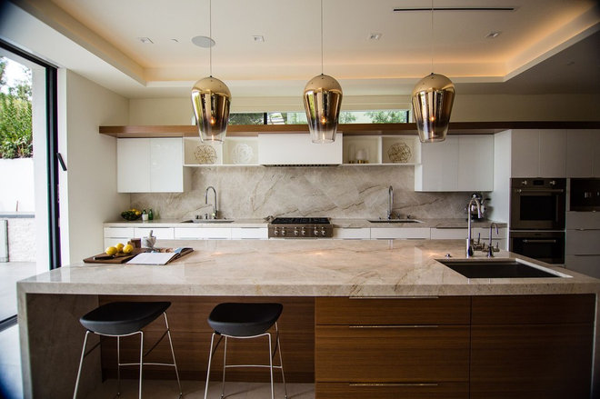 Contemporary Kitchen by Dauer Design