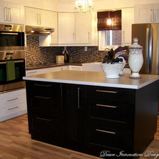 Contemporary Kitchen by Decor Innovation Designs