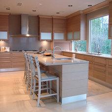 Contemporary Kitchen by Massimo Interior Design