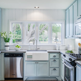 light blue cabinets houzz rh houzz com light blue kitchen cabinets photo light blue kitchen ideas