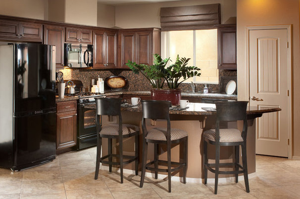 Traditional Kitchen by Design InSite