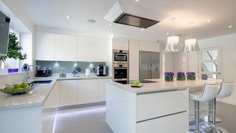 Contemporary modern version kitchen