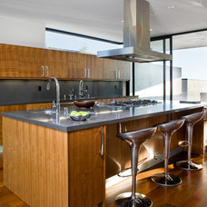 Contemporary Kitchen by Central Meridian Photography