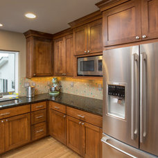 Traditional Kitchen by The Cleary Company