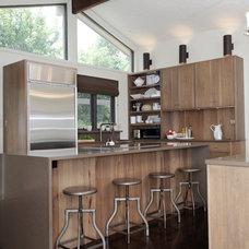 Transitional Kitchen by Kristin Okeley Kitchens by Design,KBD Home,KBDNYC