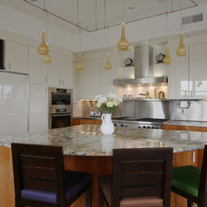 Contemporary Kitchen by Keidel Supply