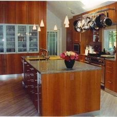 Traditional Kitchen by Birdie Miller Designs