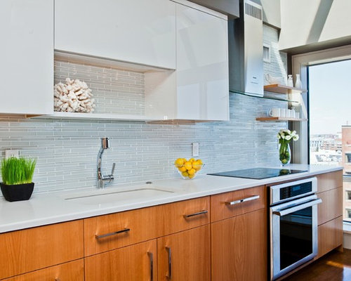 Beech Cabinets Home Design Ideas, Pictures, Remodel and Decor