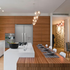 Modern Kitchen by Rinat Cassin