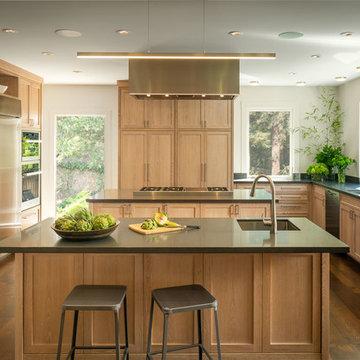 Contemporary Piedmont Kitchen