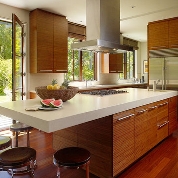 Contemporary Remodel and Addition, Central Marin County