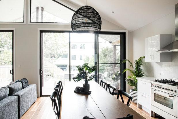 Contemporary Kitchen by Amanda Smythe Design