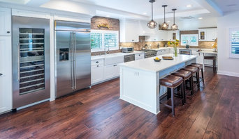 Contemporary Rustic Kitchen Remodel in Burbank, CA