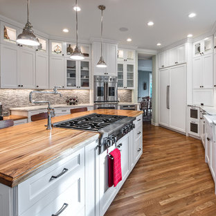 Contemporary Rustic Remodel in Issaquah