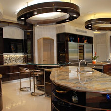Contemporary Kitchen by Schaub+Srote, Architects | Planners | Interiors