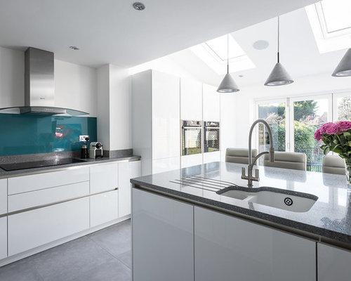 Contemporary Schmidt Kitchen by Schmidt Kitchens Dorking.