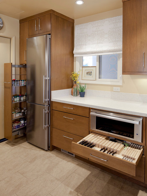 Refrigerator Surround Home Design Ideas Pictures Remodel