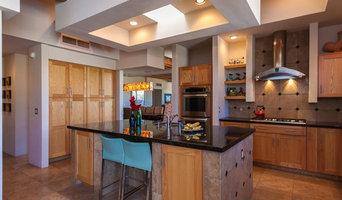 Contemporary Southwestern Kitchen