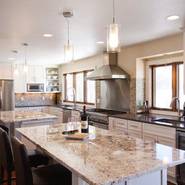 Contemporary Suburban Kitchen 2