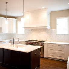 Contemporary Kitchen by Stone City - Kitchen & Bath Design Center